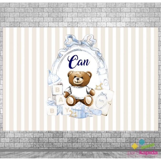 Ayıcık ve Baby Toys Temalı Afiş